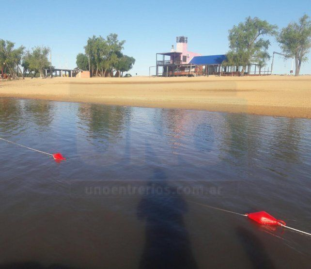 Video: Intendente maneja el tractor y la pala para acondicionar la playa