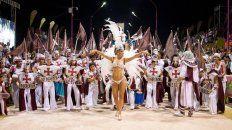Imágenes del carnaval de Gualeguay