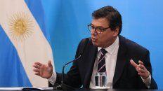 Tal como había anticipado el ministro de Trabajo Claudio Moroni la iniciativa tendrá similares alcances que para los privados.