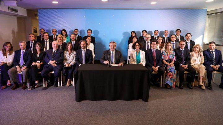 Ley Micaela: Alberto Fernández y todo el Gabinete están siendo capacitados en género