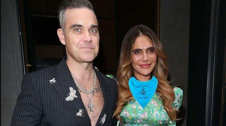 Por qué son tendencia Robbie Williams y Amalia Granata