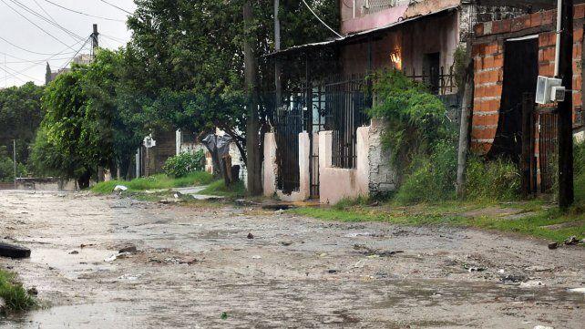 Varios barrios resultaron afectados por las lluvias en Paraná