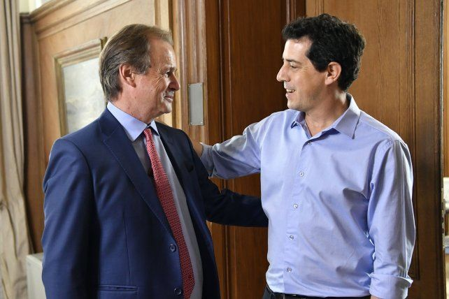Bordet destacó el sentido federal de la gestión de Alberto Fernández