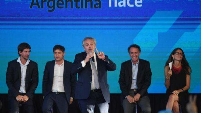 Con la economía tranquila, Fernández envía otro paquete de medidas al Congreso