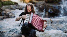 el chango spasiuk abrira el ciclo musica en el anfiteatro