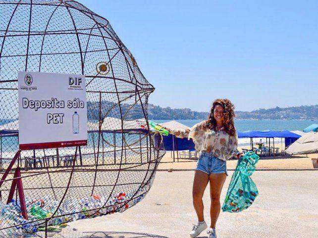 Una iniciativa simple y barata que debería replicarse en las playas de todo el mundo.