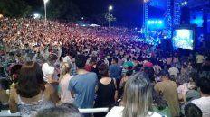 con gran convocatoria se desarrolla la fiesta nacional del lago