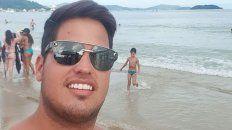 la selfie: huemul mata