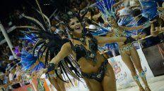 el carnaval del gualeguaychu brillo en su primera noche