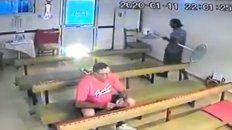 robos en viviendas, remisero herido en asalto y el robo de un ventilador de una iglesia