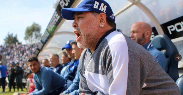 Al Rojinegro lo esperaría el Gimnasia de Diego si se demora el reinicio del torneo.