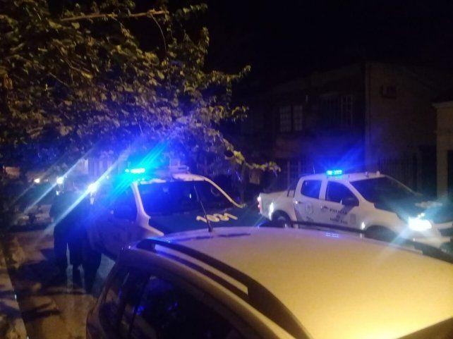 Policía-Izquierda Unida: la fiscalía ordenó la detención