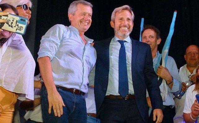 Frigerio suena para gobernador, pero teje los acuerdos en la Ciudad Autónoma