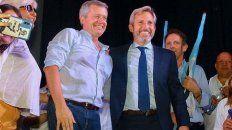 frigerio suena para gobernador, pero teje los acuerdos en la ciudad autonoma