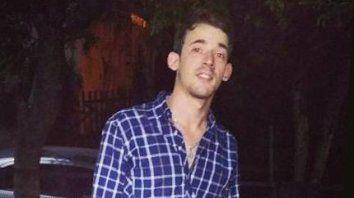 murio un joven internado tras un accidente