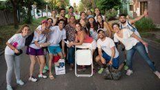 jovenes universitarios que bregan por la inclusion en zonas postergadas