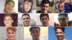 los 11 rugbiers acusados de asesinar a golpes a un joven