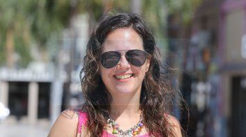Valeria Fontana y la difusión de la danza árabe