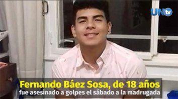 Caso Fernando Báez Sosa: Claves para comprender el caso