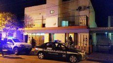 gendarmeria libero a una mujer victima de trata de personas