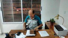 gobierno brindo informacion sobre la situacion del empleado detenido por abuso
