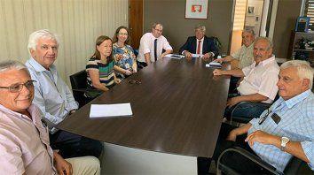 iosper inicio un plan de regularizacion de la deuda con sanatorios