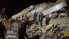 imagenes del terremoto de magnitud 6,5 en turquia