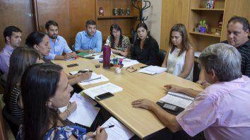 Afianzan estrategias en el Plan Argentina contra el hambre