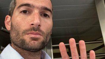 Rodrigo Sbarra, ex asesor de Francisco Cabrera en Producción, reactivó su cuenta de Twitter para justificarse