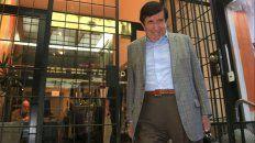 El asesor de Macri volvió a Buenos Aires.