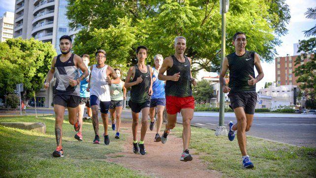Atletismo no competitivo ya se puede practicar en Paraná.