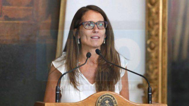 Gómez Alcorta, ministra de las Mujeres, Géneros y Diversidad de la Nación.