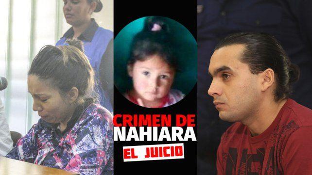 La última vez que Ana Raquel Abraham vio a Nahiara fue en enero, y observó que la niña tenía quemaduras en los pies.