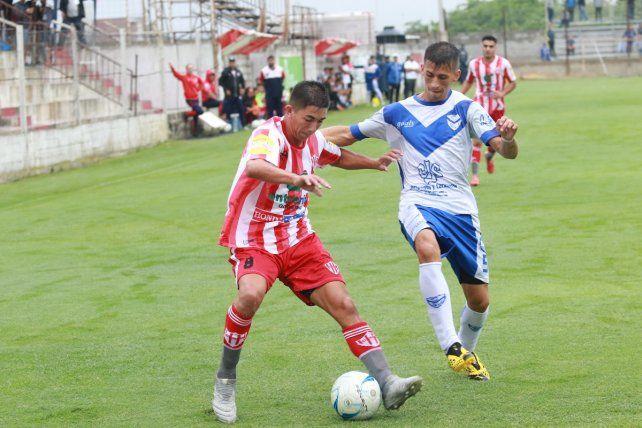 Diego López es un arma de desequilibrio de Atlético Paraná