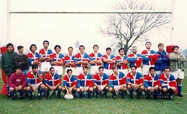 El Club Universitario de Concepción del Uruguay jugaba hace 30 años su primer partido oficial