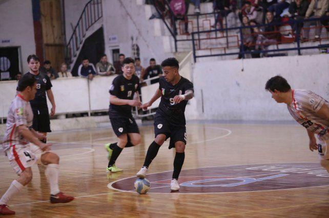 Futsal en cuarentena en Paraná