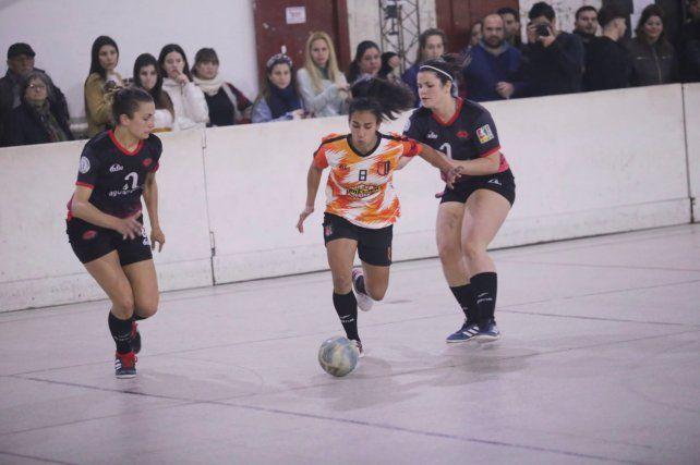 Futsal sin cobro en el mes de abril y cuota simbólica para los próximos meses