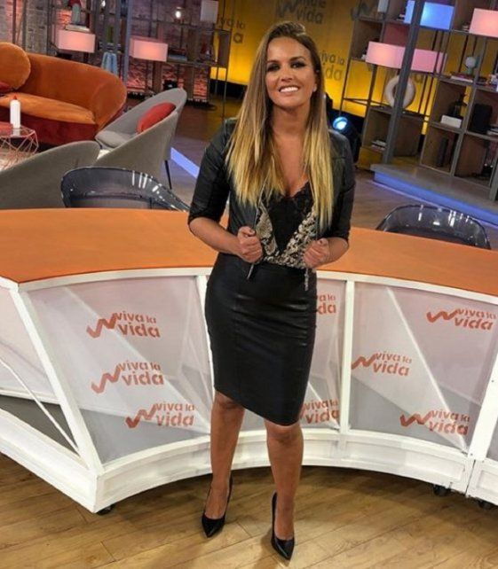 Marta López, la ahora