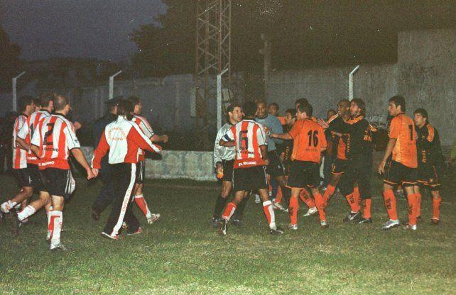Atlético Paraná eliminado del Torneo del Interior