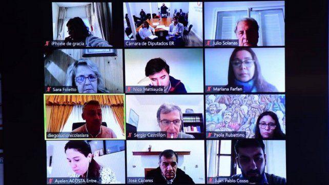 La búsqueda de personas desaparecidas, eje de debate en comisiones.