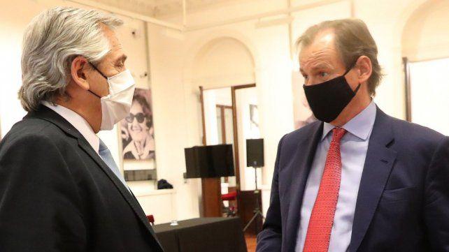 El gobernador Gustavo Bordet dijo que se trabaja de manera coordinada con el presidente Alberto Fernández para avanza en la obra pública tanto en este momento, como en la post pandemia de coronavirus.