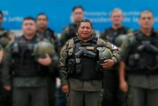 El comandante Marco Castillo era el jefe del Escuadrón de Zárate y había participado en misiones de paz en Haití, Kosovo y Congo