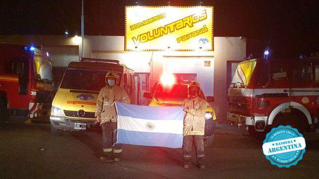 Bomberos Voluntarios de Paraná