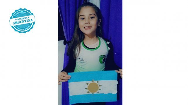 Luz Martínez Berlo, de la escuela de hockey Meraki.