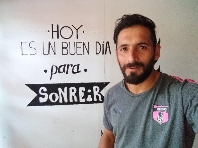 Martínez técnico de Arenas FC realiza Intagram Live en medio de la pandemia