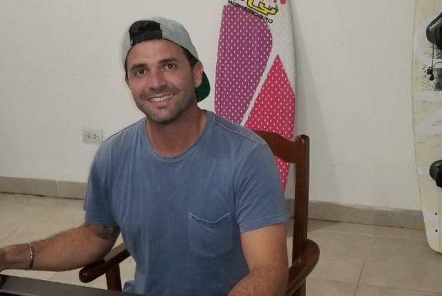 Renato realiza clínicas virtuales vía zoom