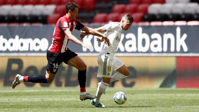 Rea Madrid encadenó su séptima victoria consecutiva