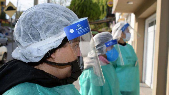 Con el Plan Detectar se llega a varios barrios con el objetivo de evitar la expansión del coronavirus.