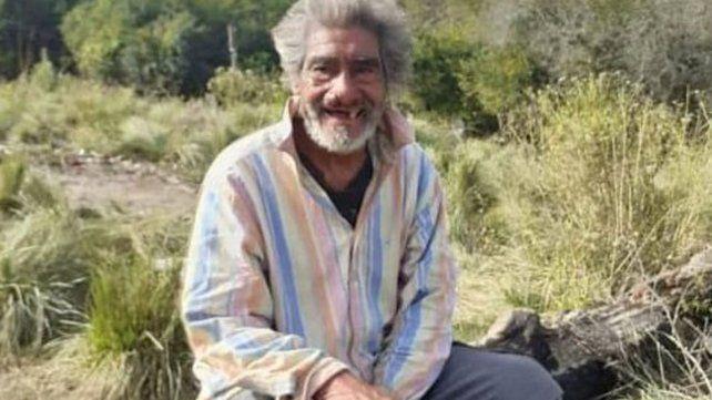 Rivero, de 77 años, se encuentradesaparecidodesde el 1° de julio en zona del ejido sur.