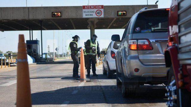 Serán más estrictos lo controles en el Túnel para quienes van de Paraná a Santa Fe para evitar la propagación del coronavirus.
